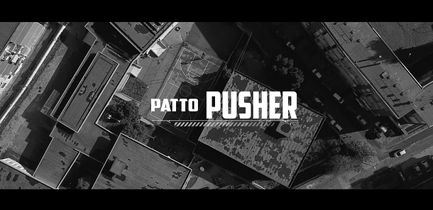 PATTO PUSHER VIDEOCLIP