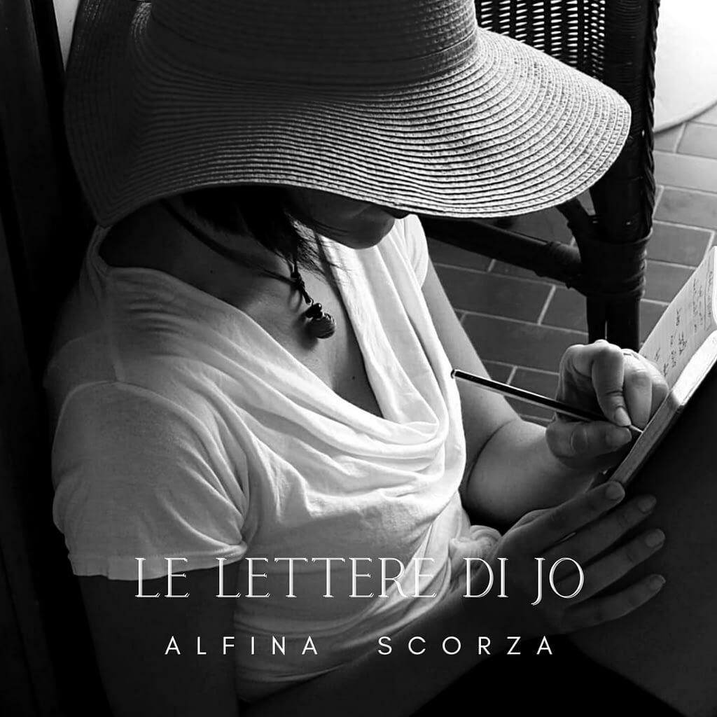 cover album le lettere di jo alfina scorza