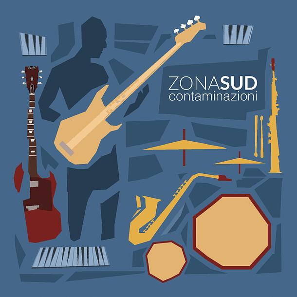 cover zonasud album contaminazioni
