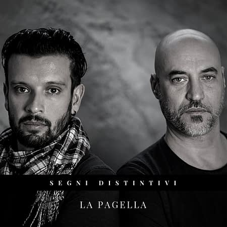 SINGLE LA PAGELLA SEGNI DISTINTIVI COVER