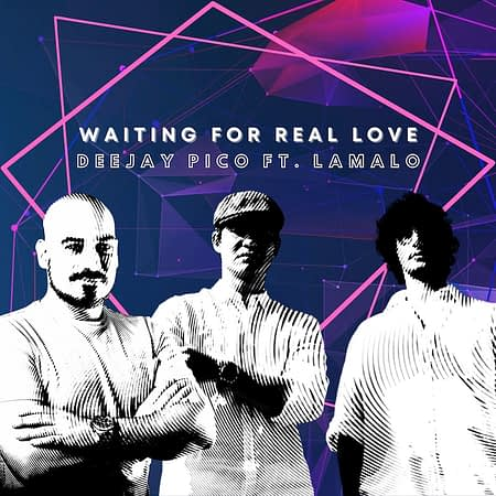 cover waiting for real love