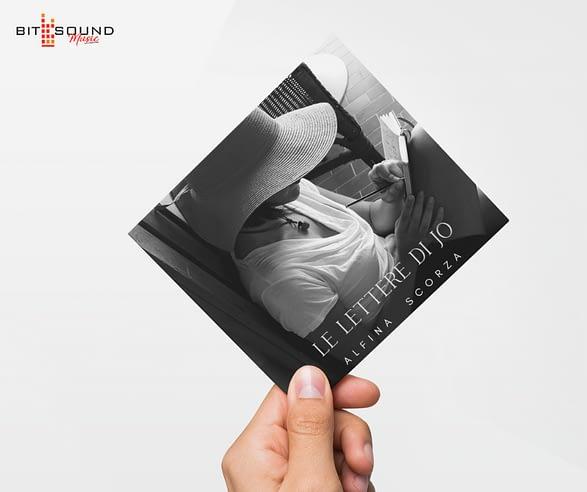 CD Digipack Alfina Scorza Le Lettere di Jo