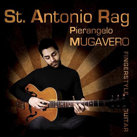 St Antonio Rag Fingerstyle Guitar MUGAVERO