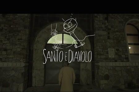 SANTOEDIAVOLO VIDEO