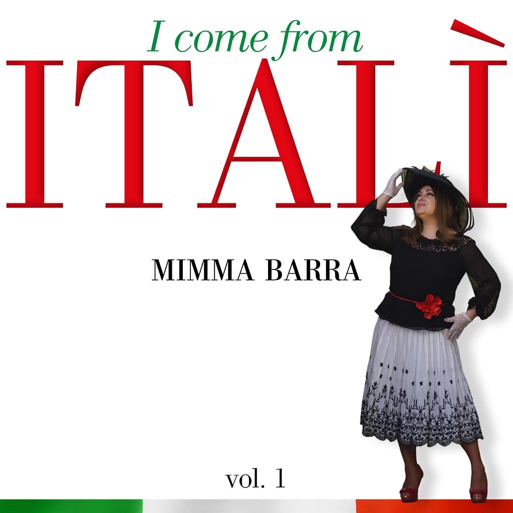 cover I come from Itali Mimma Barra