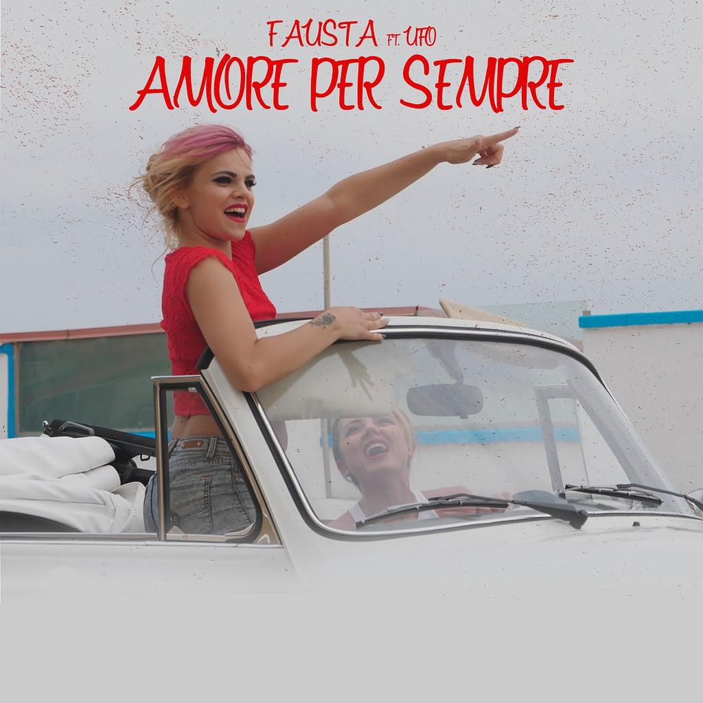 copertina Fausta Amore per sempre