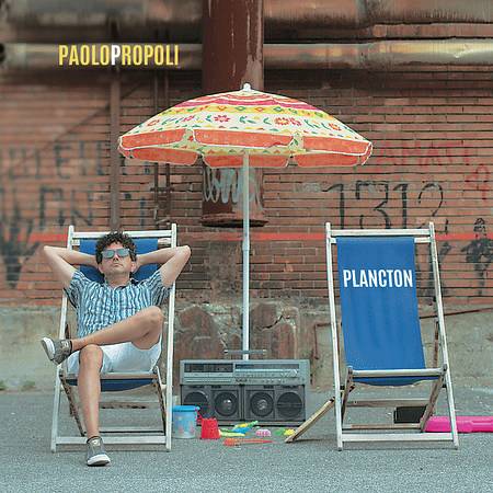 Cover PLANCTON Paolo Propoli